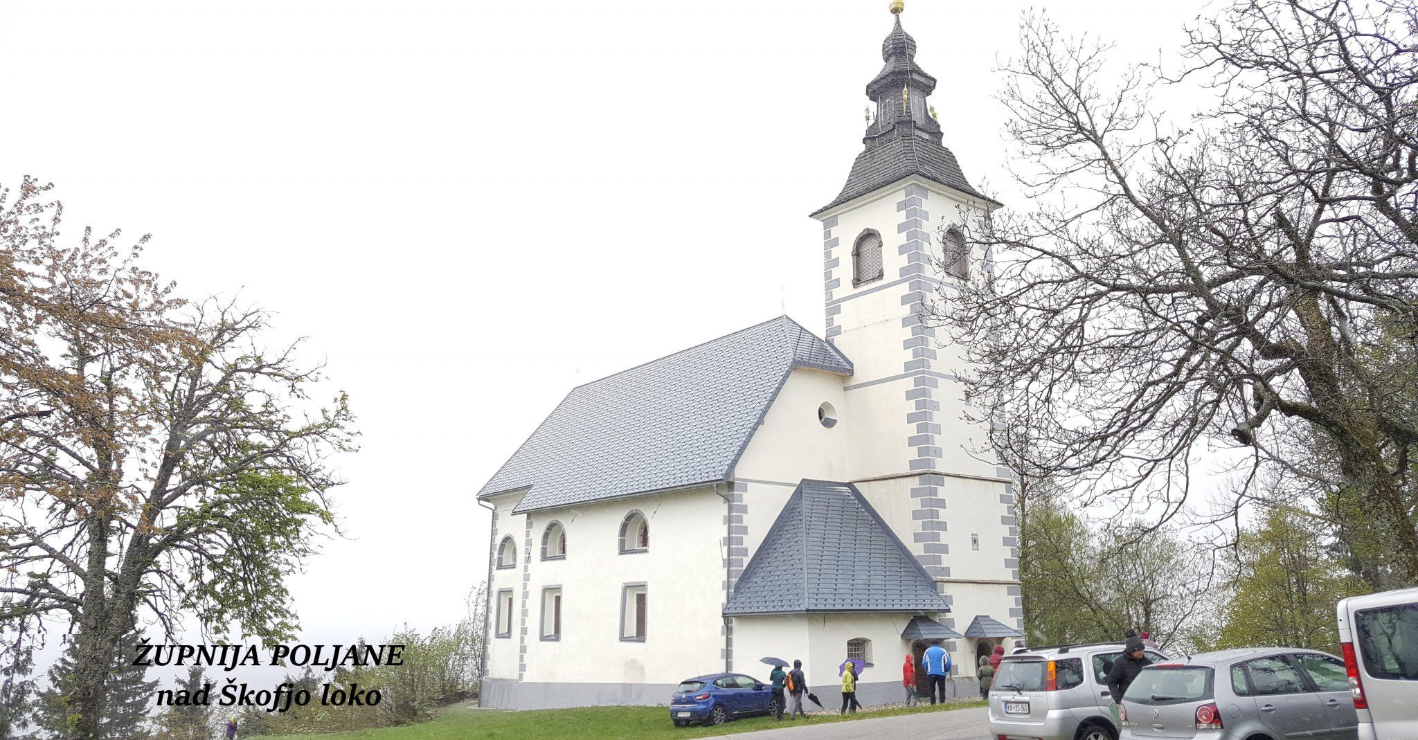 Župnija Poljane